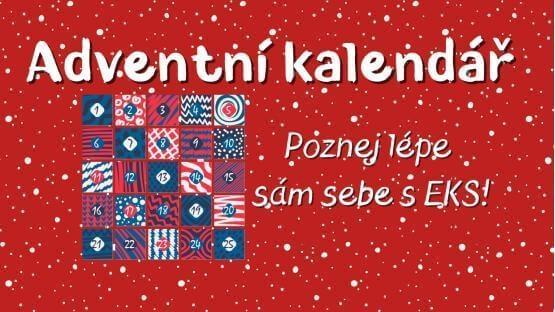 adventní kalendář EKS