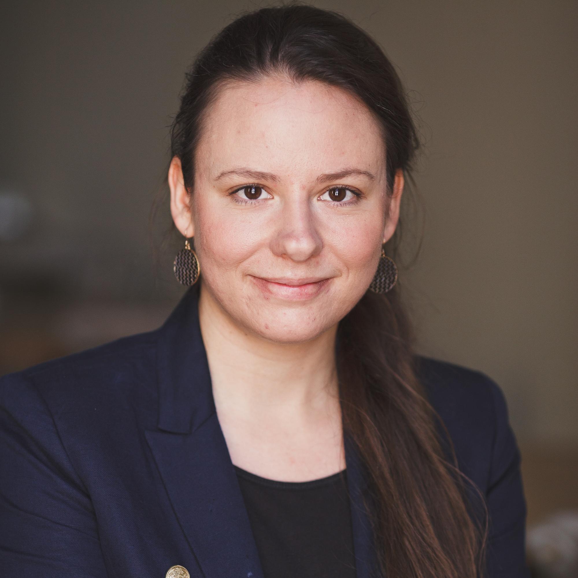 Lenka Němcová, lektorka EKS